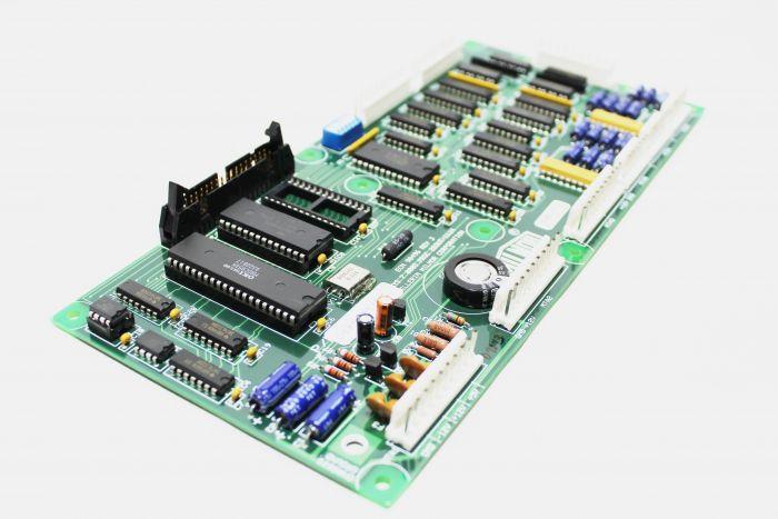 PLACA CPU LAV.42026 Q6J,30022F8J (PROCESADOR 8085)