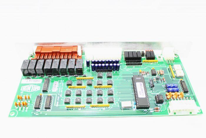 PLACA 8 SALIDAS 16 ENTRADAS (LEDS) TUNEL 76039