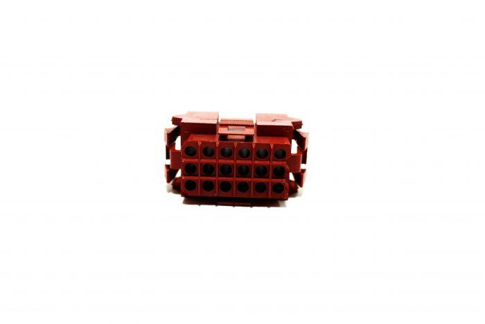 CONECTOR 18 PINS MACHO