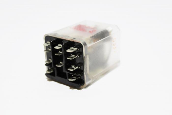 RELE MILNOR 120 VAC 5 A 240 VAC 1/10 HP, 120 VAC 50/60 HZ