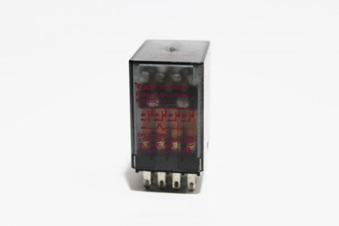 RELE 24V. 14 PIN MILNOR 50/60 HZ, 1/10 HP, 3A, 120 VAC