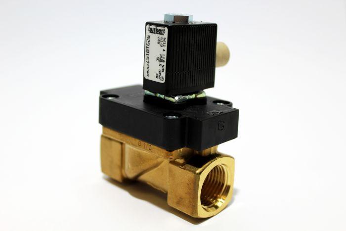 ELECTROVALVULA BURKERT 92910157 CH5MT 24V DC 4W 6211 A 13.0NBR M5  G1/2 PN0.5-10BAR IGUAL 2067039