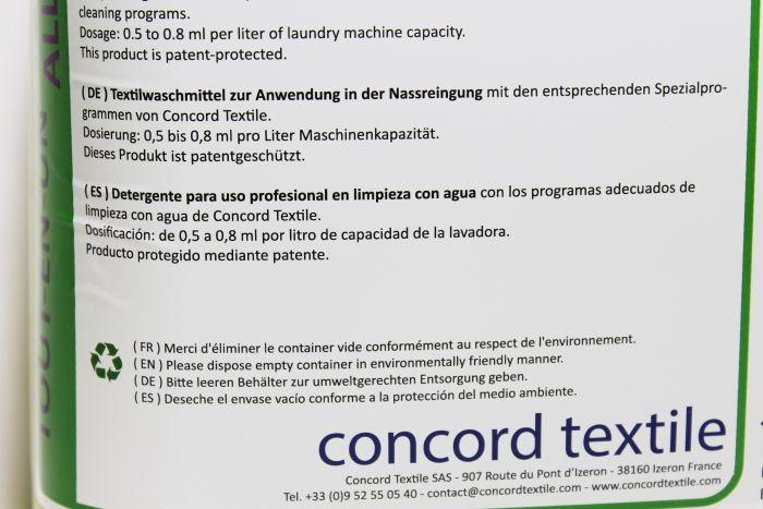 DETERGENTE TODO EN UNO Nº3 SUPERCONCENTRADO (10 LITROS)