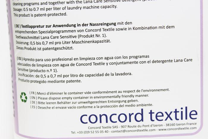 SUAVIZANTE LANA Y SEDA Nº2  CONCENTRADO (10 LITROS)