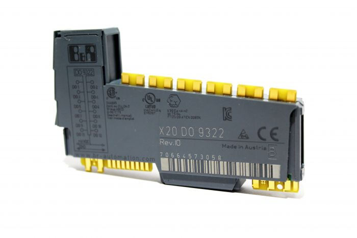 MODULO 12 SALIDAS DIGITALES B&R X20DO9322 TAMBIEN 2025021 O ZZ10112