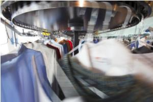 La importancia de la dispensación en las lavanderías industriales