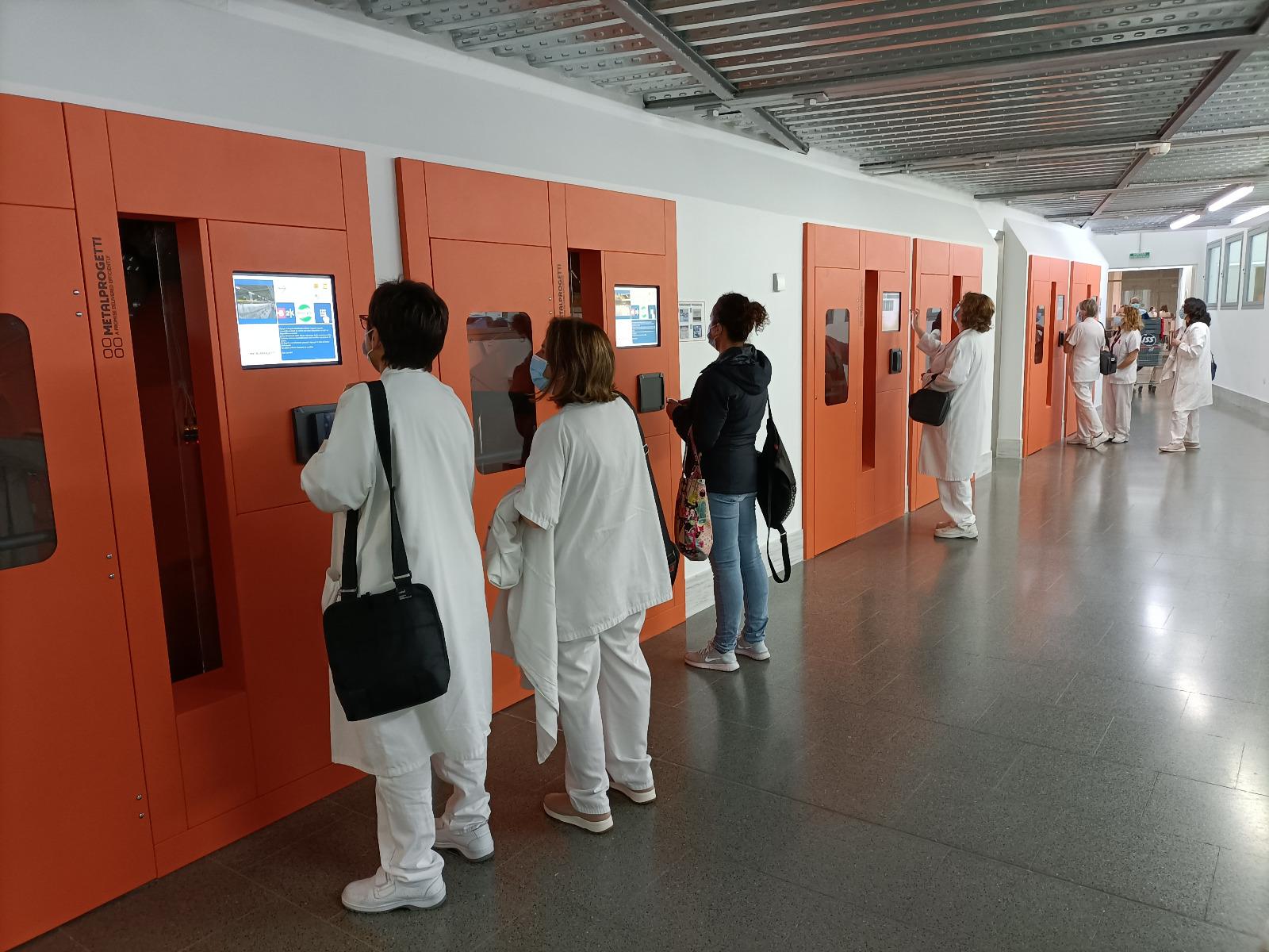 El hospital de Sant Pau moderniza su sistema de dispensación con Boaya