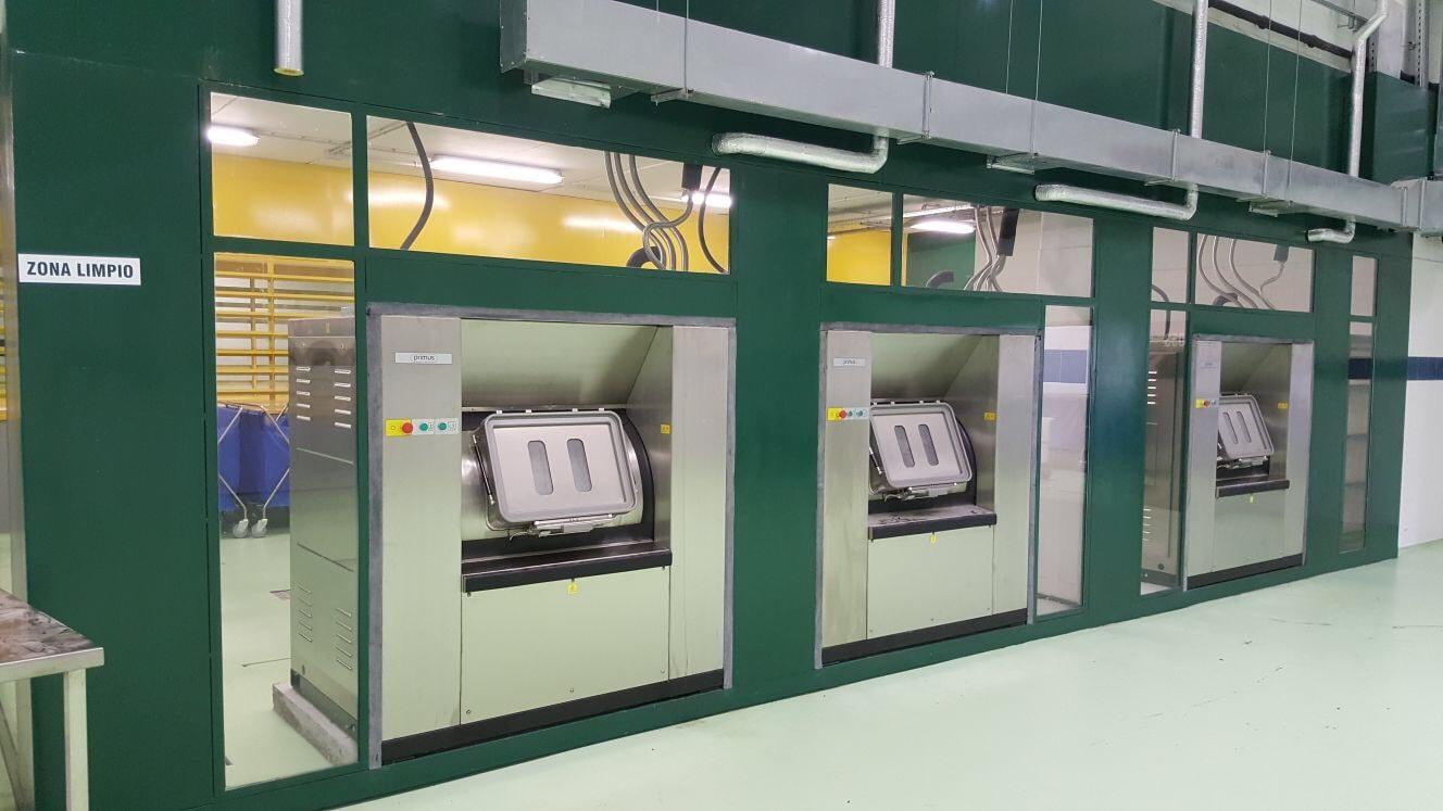 Mendizábal se inaugura con maquinaria Primus
