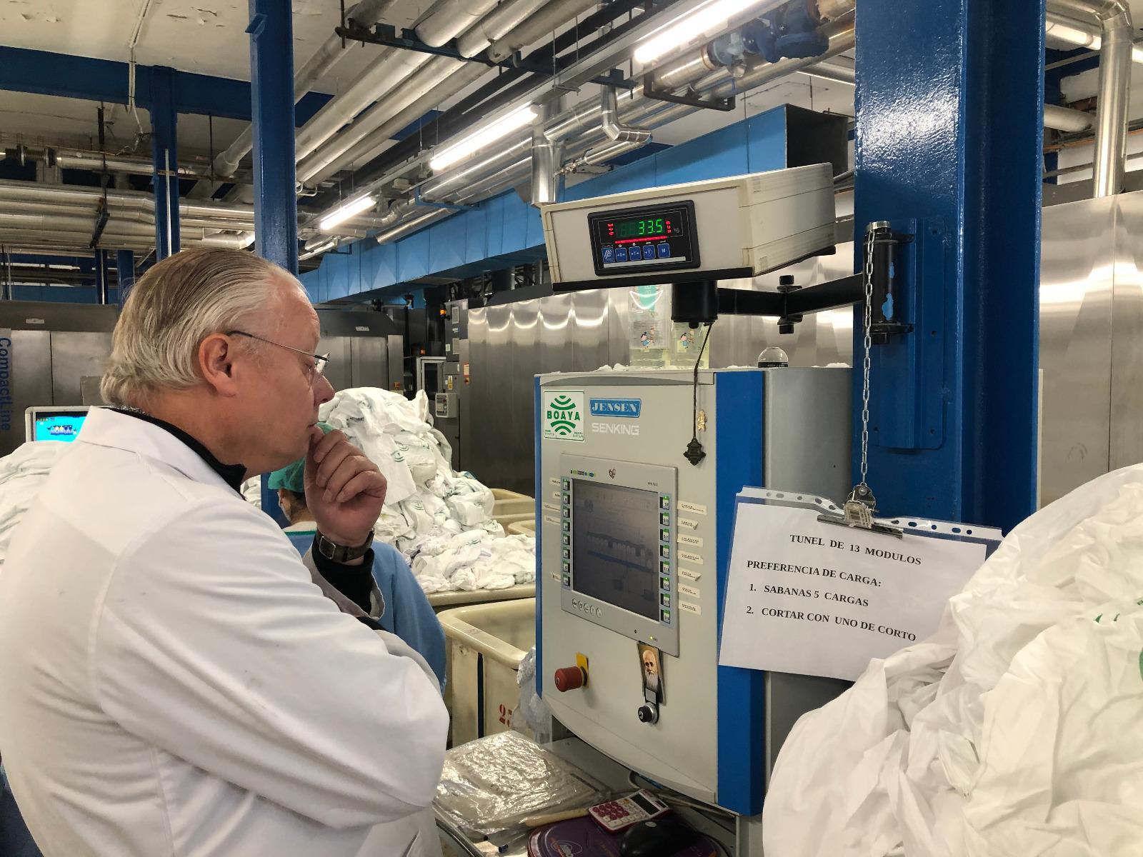 Combatir el coronavirus desde la limpieza y la higiene textil