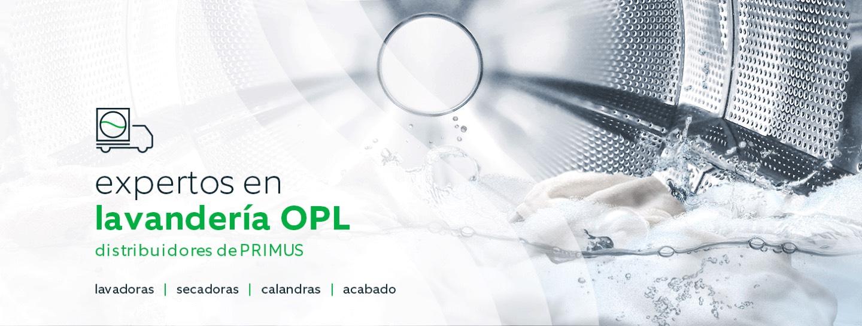 Expertos en Lavanderia OPL