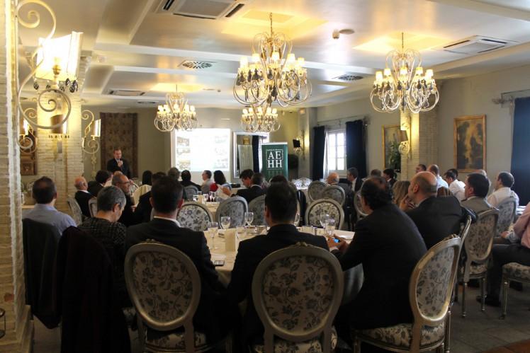 Presentación XVI Congreso Nacional de Hostelería Hospitalaria